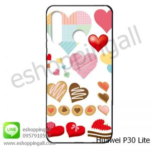 MHW-011A303 Huawei P30 Lite เคสหัวเหว่ยแบบยางนิ่มพิมพ์ลาย