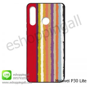 MHW-011A304 Huawei P30 Lite เคสหัวเหว่ยแบบยางนิ่มพิมพ์ลาย