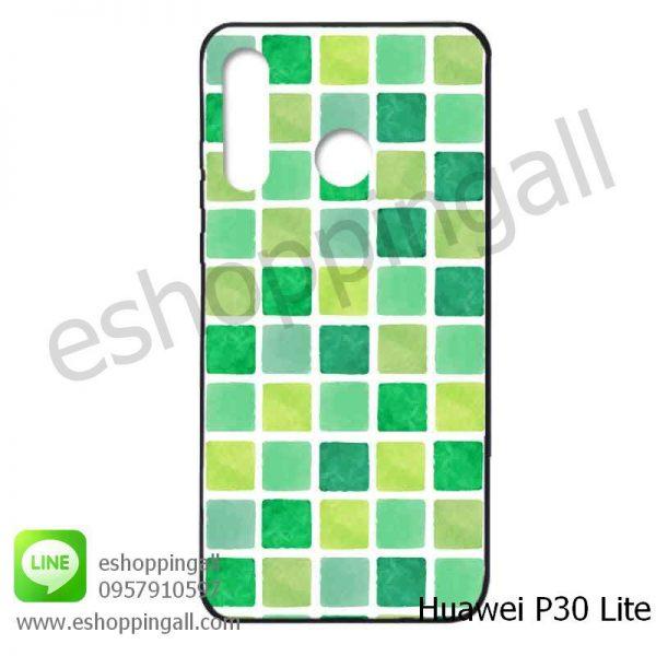 MHW-011A311 Huawei P30 Lite เคสหัวเหว่ยแบบยางนิ่มพิมพ์ลาย
