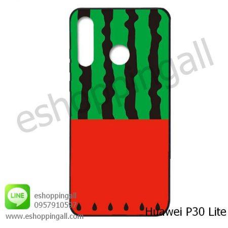 MHW-011A312 Huawei P30 Lite เคสหัวเหว่ยแบบยางนิ่มพิมพ์ลาย