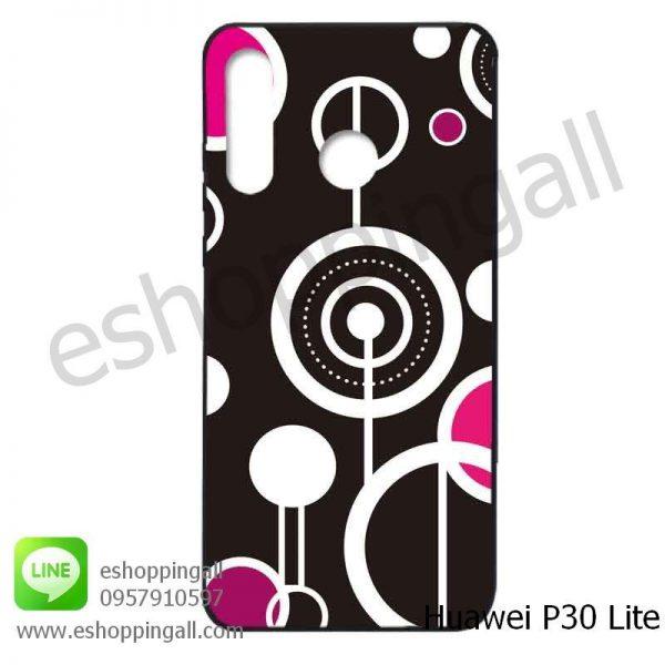 MHW-011A309 Huawei P30 Lite เคสหัวเหว่ยแบบยางนิ่มพิมพ์ลาย