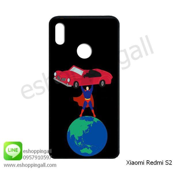 MXI-002A127 Xiaomi Redmi S2 เคสเสี่ยวมี่แบบยางนิ่มพิมพ์ลาย