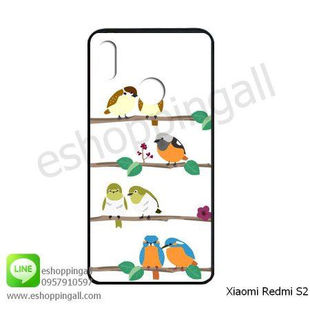 MXI-002A130 Xiaomi Redmi S2 เคสเสี่ยวมี่แบบยางนิ่มพิมพ์ลาย