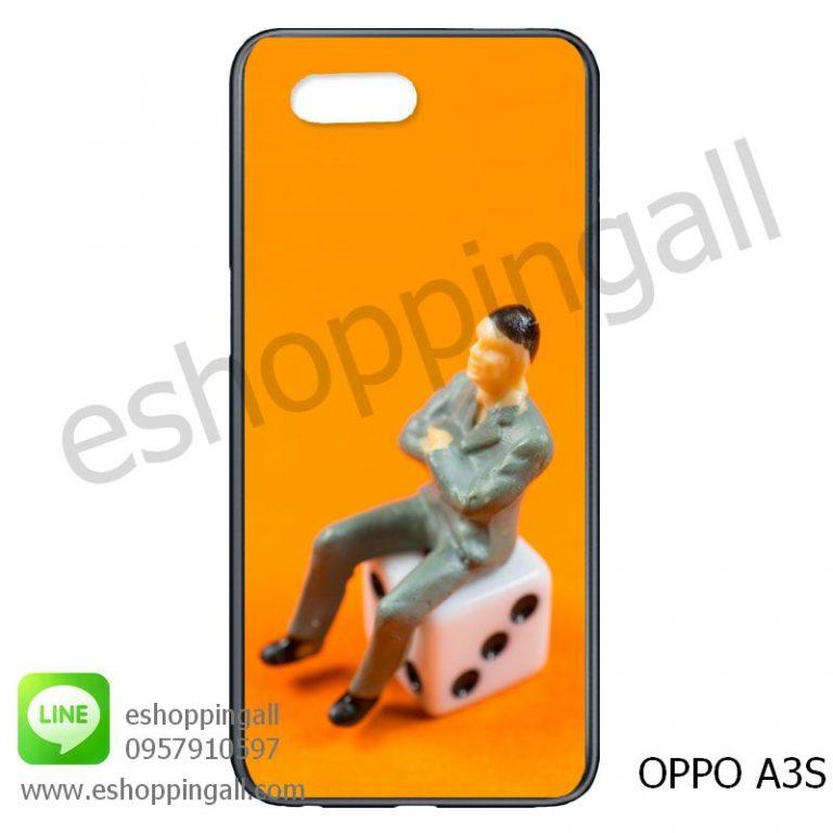 MOP-005A119 OPPO A3S เคสมือถือออปโป้