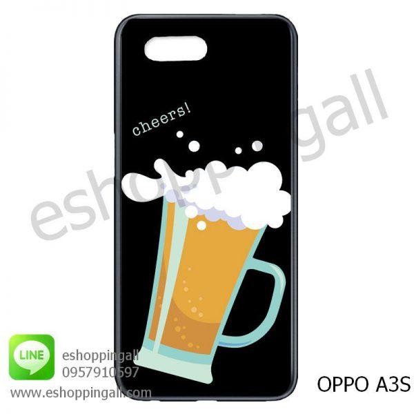 MOP-005A114 OPPO A3S เคสมือถือออปโป้
