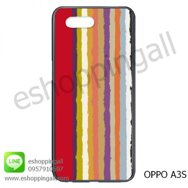 MOP-005A104 OPPO A3S เคสมือถือออปโป้