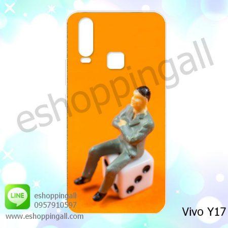 MVI-003A107 Vivo Y17 เคสมือถือวีโว่ วาย17