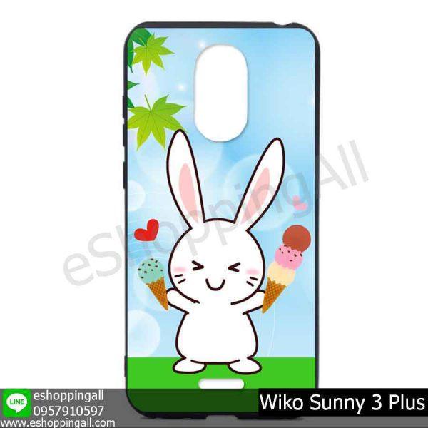 MWI-004A110 Wiko Sunny 3 Plus เคสมือถือวีโก้ซันนี่แบบยางนิ่มพิมพ์ลาย