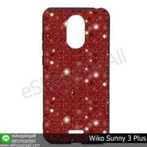 MWI-004A119 Wiko Sunny 3 Plus เคสมือถือวีโก้ซันนี่แบบยางนิ่มพิมพ์ลาย