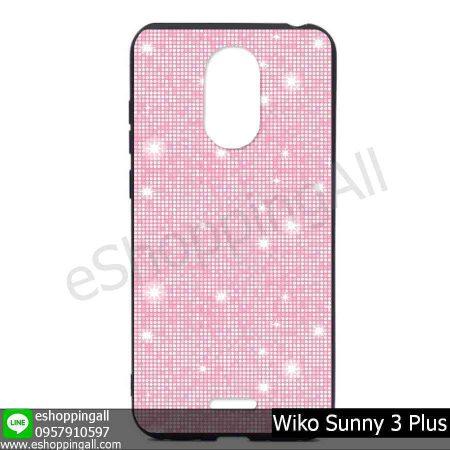 MWI-004A120 Wiko Sunny 3 Plus เคสมือถือวีโก้ซันนี่แบบยางนิ่มพิมพ์ลาย
