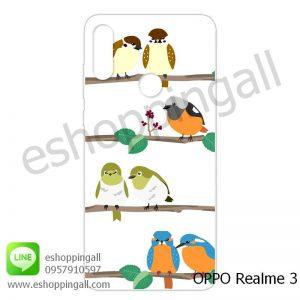 MOP-007A106 OPPO Realme3 เคสมือถือออปโป้แบบแข็งพิมพ์ลาย