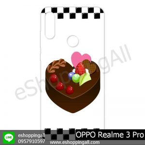 MOP-008A106 OPPO Realme 3 Pro เคสมือถือออปโป้แบบแข็งพิมพ์ลาย