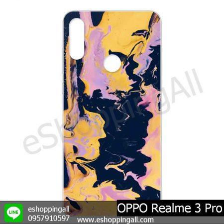 MOP-008A109 OPPO Realme 3 Pro เคสมือถือออปโป้แบบแข็งพิมพ์ลาย