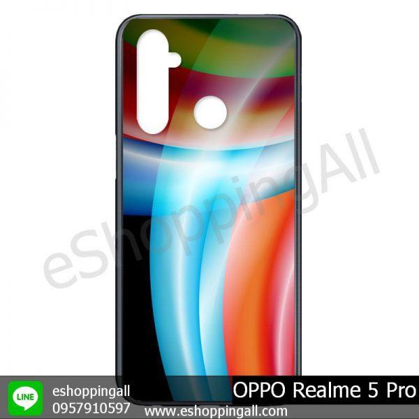 MOP-009A101 OPPO Realme 5 Pro เคสมือถือออปโป้แบบแข็งพิมพ์ลาย