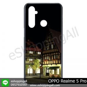 MOP-009A103 OPPO Realme 5 Pro เคสมือถือออปโป้แบบแข็งพิมพ์ลาย