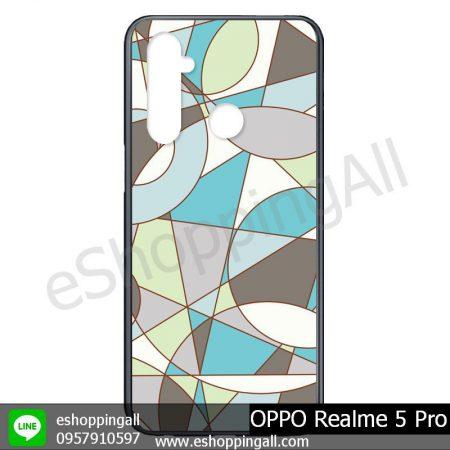 MOP-009A105 OPPO Realme 5 Pro เคสมือถือออปโป้แบบแข็งพิมพ์ลาย