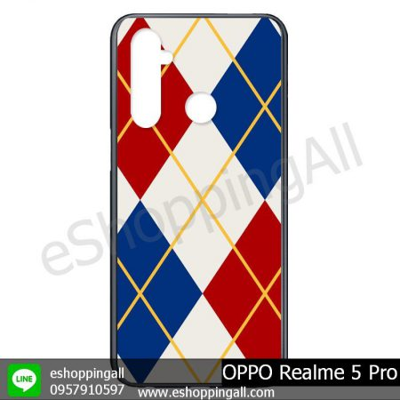 MOP-009A106 OPPO Realme 5 Pro เคสมือถือออปโป้แบบแข็งพิมพ์ลาย