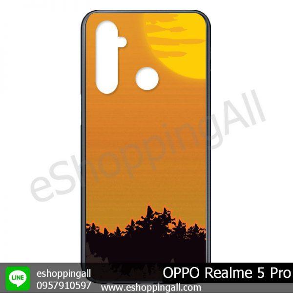 MOP-009A108 OPPO Realme 5 Pro เคสมือถือออปโป้แบบแข็งพิมพ์ลาย