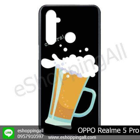 MOP-009A111 OPPO Realme 5 Pro เคสมือถือออปโป้แบบแข็งพิมพ์ลาย
