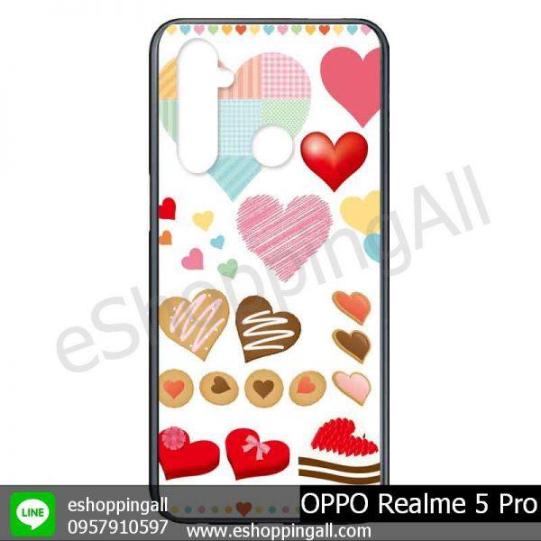 MOP-009A115 OPPO Realme 5 Pro เคสมือถือออปโป้แบบแข็งพิมพ์ลาย