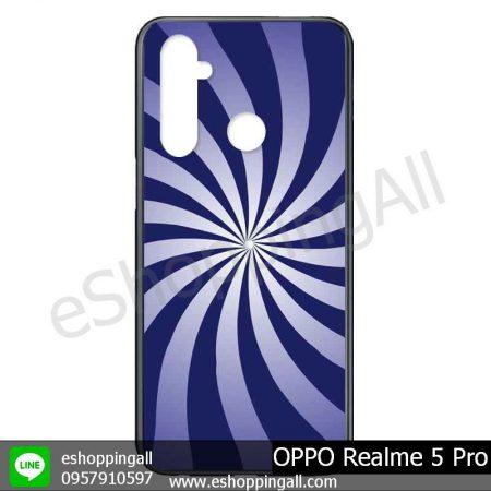 MOP-009A116 OPPO Realme 5 Pro เคสมือถือออปโป้แบบแข็งพิมพ์ลาย