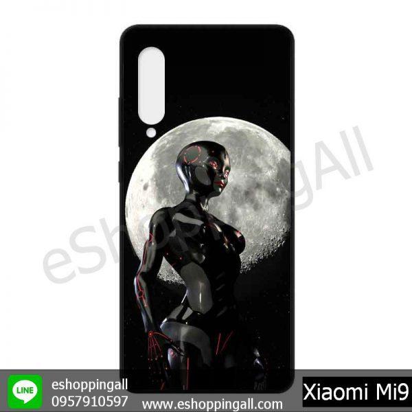 MXI-005A102 Xiaomi Mi9 เคสมือถือเสี่ยวมี่แบบแบบยางนิ่มพิมพ์ลาย