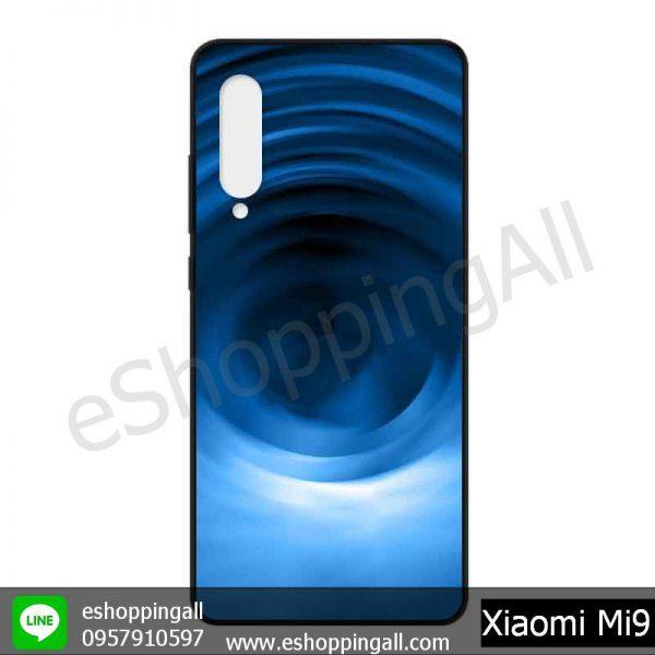 MXI-005A114 Xiaomi Mi9 เคสมือถือเสี่ยวมี่แบบแบบยางนิ่มพิมพ์ลาย