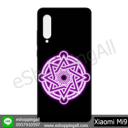 MXI-005A115 Xiaomi Mi9 เคสมือถือเสี่ยวมี่แบบแบบยางนิ่มพิมพ์ลาย