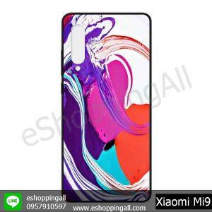 MXI-005A116 Xiaomi Mi9 เคสมือถือเสี่ยวมี่แบบแบบยางนิ่มพิมพ์ลาย