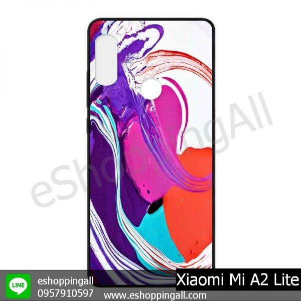 MXI-006A102 Xiaomi Mi A2 Lite เคสมือถือเสี่ยวมี่แบบยางนิ่มพิมพ์ลาย
