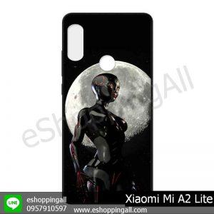 MXI-006A107 Xiaomi Mi A2 Lite เคสมือถือเสี่ยวมี่แบบยางนิ่มพิมพ์ลาย