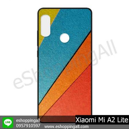 MXI-006A109 Xiaomi Mi A2 Lite เคสมือถือเสี่ยวมี่แบบยางนิ่มพิมพ์ลาย