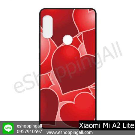 MXI-006A112 Xiaomi Mi A2 Lite เคสมือถือเสี่ยวมี่แบบยางนิ่มพิมพ์ลาย