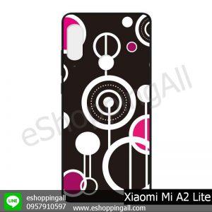 MXI-006A114 Xiaomi Mi A2 Lite เคสมือถือเสี่ยวมี่แบบยางนิ่มพิมพ์ลาย