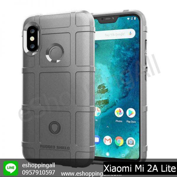 MXI-006A502 Xiaomi Mi A2 Lite เคสมือถือเสี่ยวมี่แบบยางกันกระแทก