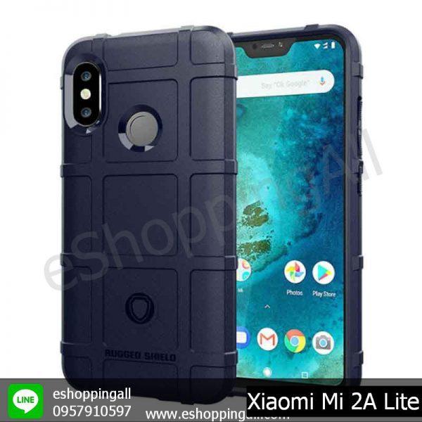 MXI-006A504 Xiaomi Mi A2 Lite เคสมือถือเสี่ยวมี่แบบยางกันกระแทก