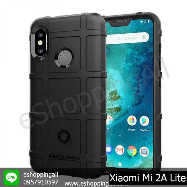 MXI-006A503 Xiaomi Mi A2 Lite เคสมือถือเสี่ยวมี่แบบยางกันกระแทก