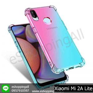 MXI-006A701 Xiaomi Mi A2 Lite เคสมือถือเสี่ยวมี่แบบยางนิ่ม สีพาสเทล