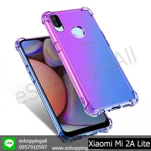 MXI-006A702 Xiaomi Mi A2 Lite เคสมือถือเสี่ยวมี่แบบยางนิ่ม สีพาสเทล