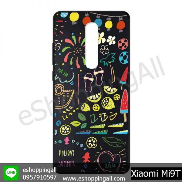 MXI-004A101 Xiaomi Mi9T เคสมือถือเสี่ยวมี่แบบแบบยางนิ่มพิมพ์ลาย