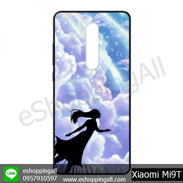 MXI-004A109 Xiaomi Mi9T เคสมือถือเสี่ยวมี่แบบแบบยางนิ่มพิมพ์ลาย