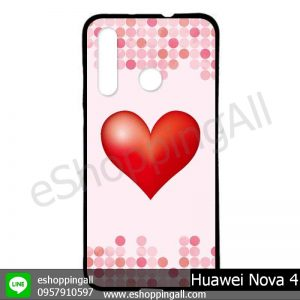MHW-005A403 Huawei Nova 4 เคสมือถือหัวเหว่ยแบบยางนิ่มพิมพ์ลาย