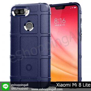 MXI-008A302 Xiaomi Mi8 Lite เคสมือถือเสี่ยวมี่แบบยางกันกระแทก