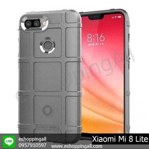 MXI-008A305 Xiaomi Mi8 Lite เคสมือถือเสี่ยวมี่แบบยางกันกระแทก