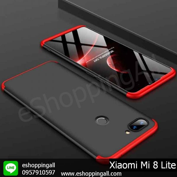 MXI-008A201 Xiaomi Mi8 Lite เคสมือถือเสี่ยวมี่ประกบหัวท้าย