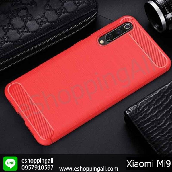 MXI-005A304 Xiaomi Mi9 เคสมือถือเสี่ยวมี่แบบยางนิ่ม กันกระแทก
