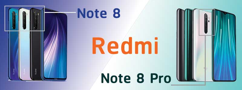 Xiaomi Redmi Note 8 / Note 8 Pro