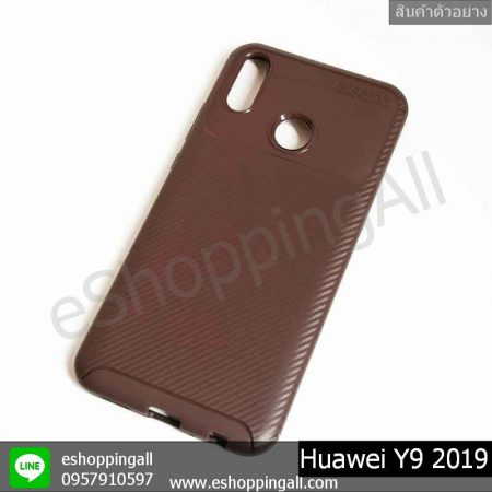 MHW-016A302 Huawei Y9 2019 เคสมือถือหัวเหว่ยยางนิ่มกันกระแทก