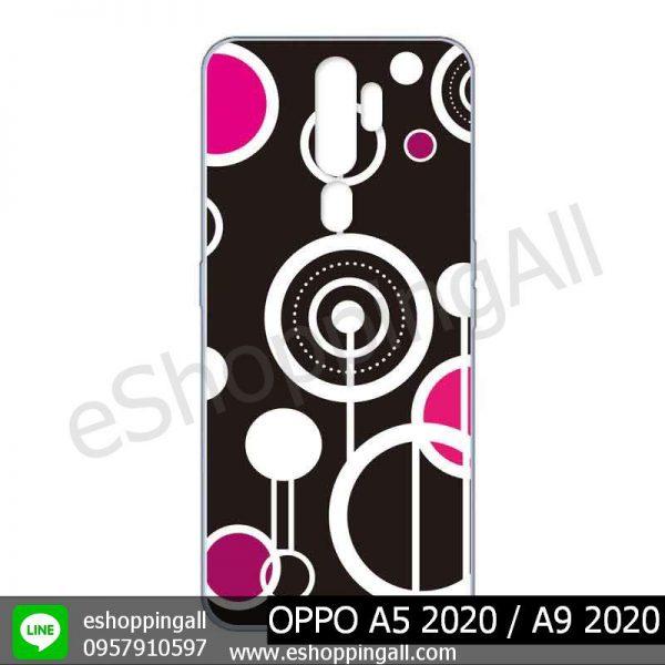 MOP-010A103 OPPO A5 2020 / A9 2020 เคสมือถือออปโป้แบบแข็งพิมพ์ลาย