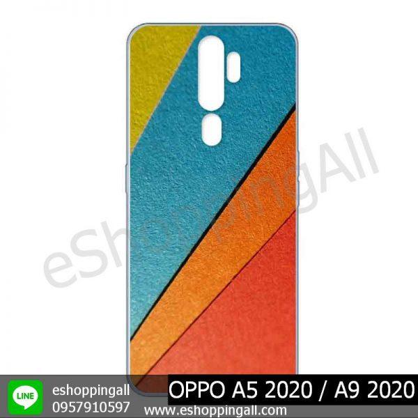 MOP-010A106 OPPO A5 2020 / A9 2020 เคสมือถือออปโป้แบบแข็งพิมพ์ลาย